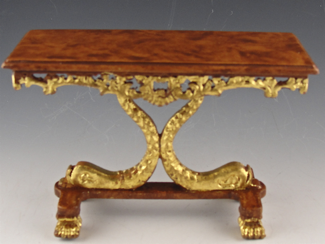 Console Table, The Downton - Click Image to Close