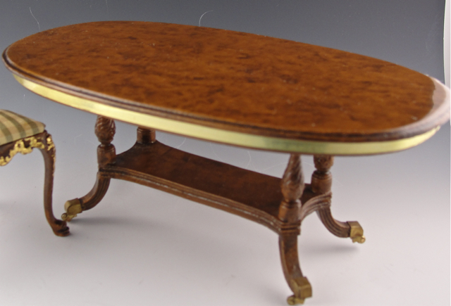 Pierce Oval Table - Click Image to Close